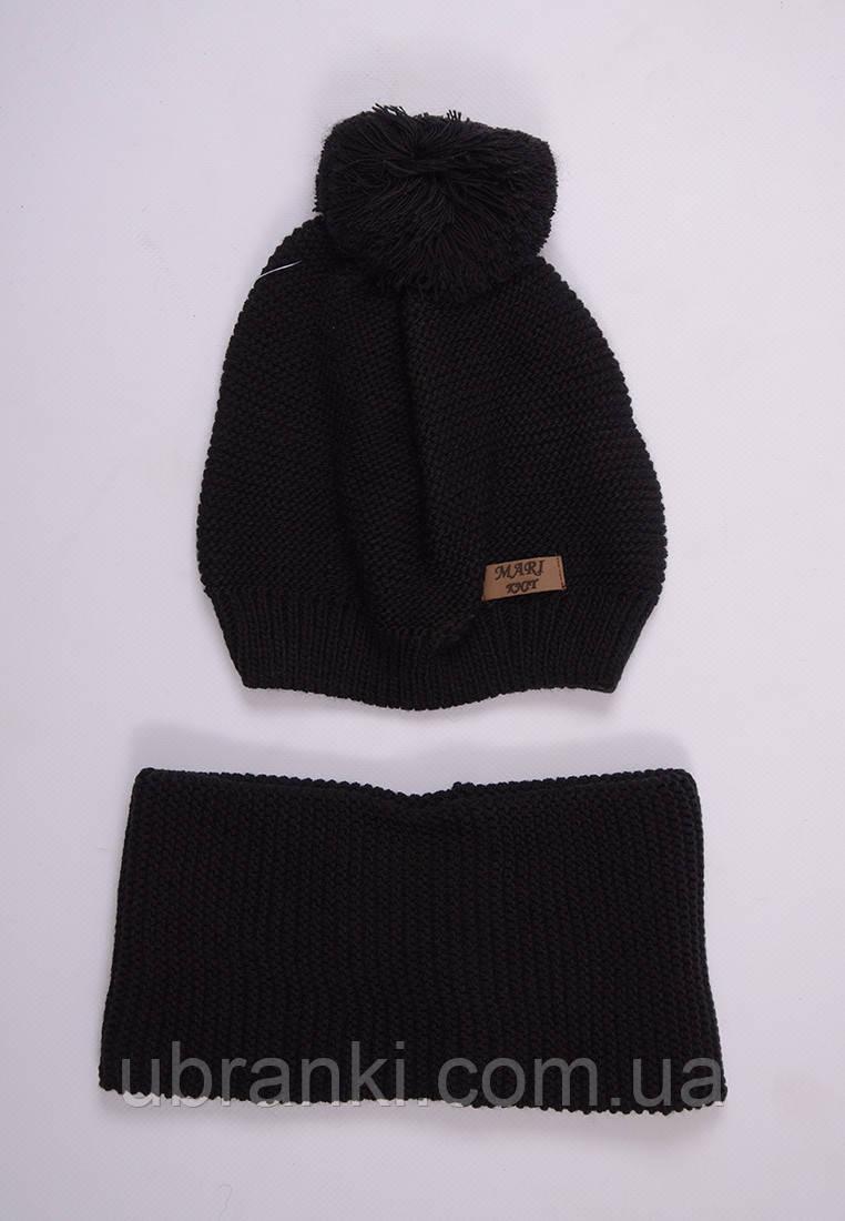 Комплект (шапка, хомут)
