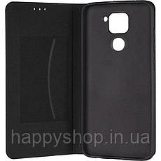 Чехол-книжка Gelius Leather New для Xiaomi Redmi Note 9 (Черный), фото 2