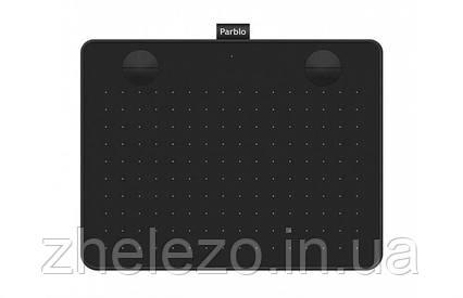 Графический планшет Parblo A640 Black, фото 2