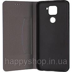Чехол-книжка Gelius Leather New для Xiaomi Redmi Note 9 (Синий), фото 2