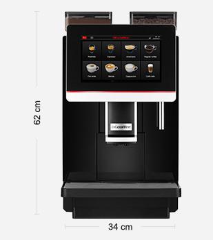 Автоматична Кофемашина професійна для дому, офісу та кафе Dr.Coffee Coffeebar