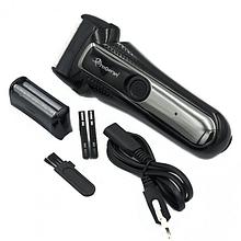 Бритва для бритья мужская электрическая ProGemei GM 7722 Black