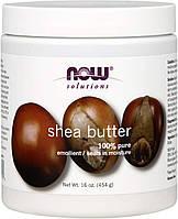 Масло ши нау фудс Now Foods Shea Butter 454 ml