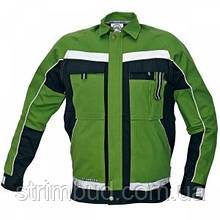 Куртка  STANMORE зеленая