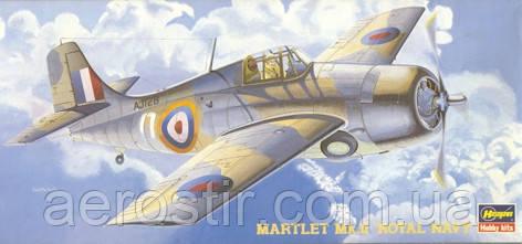 Martlet Mk.II 'Royal Navy'  1/72 Hasegawa 51370