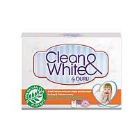Хозяйственное мыло для стирки детских вещей Duru Clean & White For Baby & Delicate Laundry 4*125г.