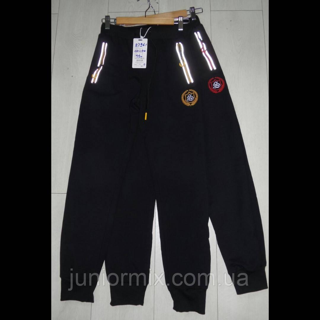 Підліткові спортивні трикотажні штани для хлопчиків оптом GRACE