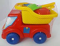 """Песочный набор Lico Машина """"Вольво"""" с набором для песка (Л-013-15)"""