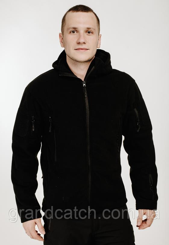 Куртка ESDY флисовая Черная