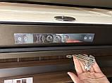 Двери входные металлические Магда Уличные 4 венге горизонт серый 141, фото 5