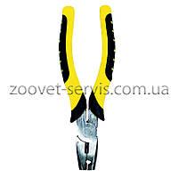Плоскогубцы скобообжимные (желтые)