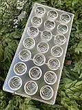 Форми для цукерок полікарбонатні, фото 3