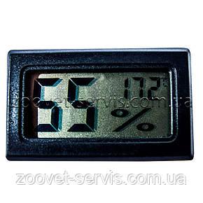 Цифровой термометр-гигрометр с внутренним датчиком, фото 2
