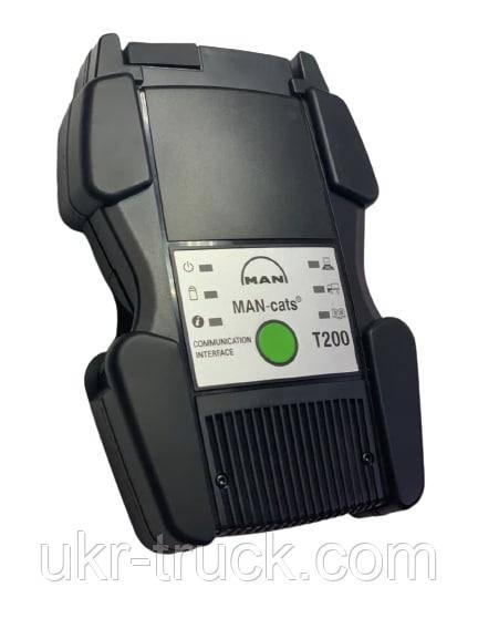 Оригинал, дилерский сканер MAN T200 / MAN CATS 3 для диагностики грузовиков, автобусов,Man cats 2, man t200
