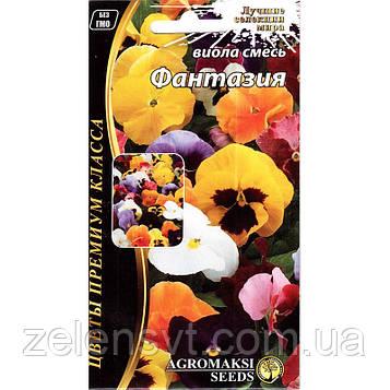 """Насіння віоли """"Фантазія"""" (0,1) від Agromaksi seeds"""