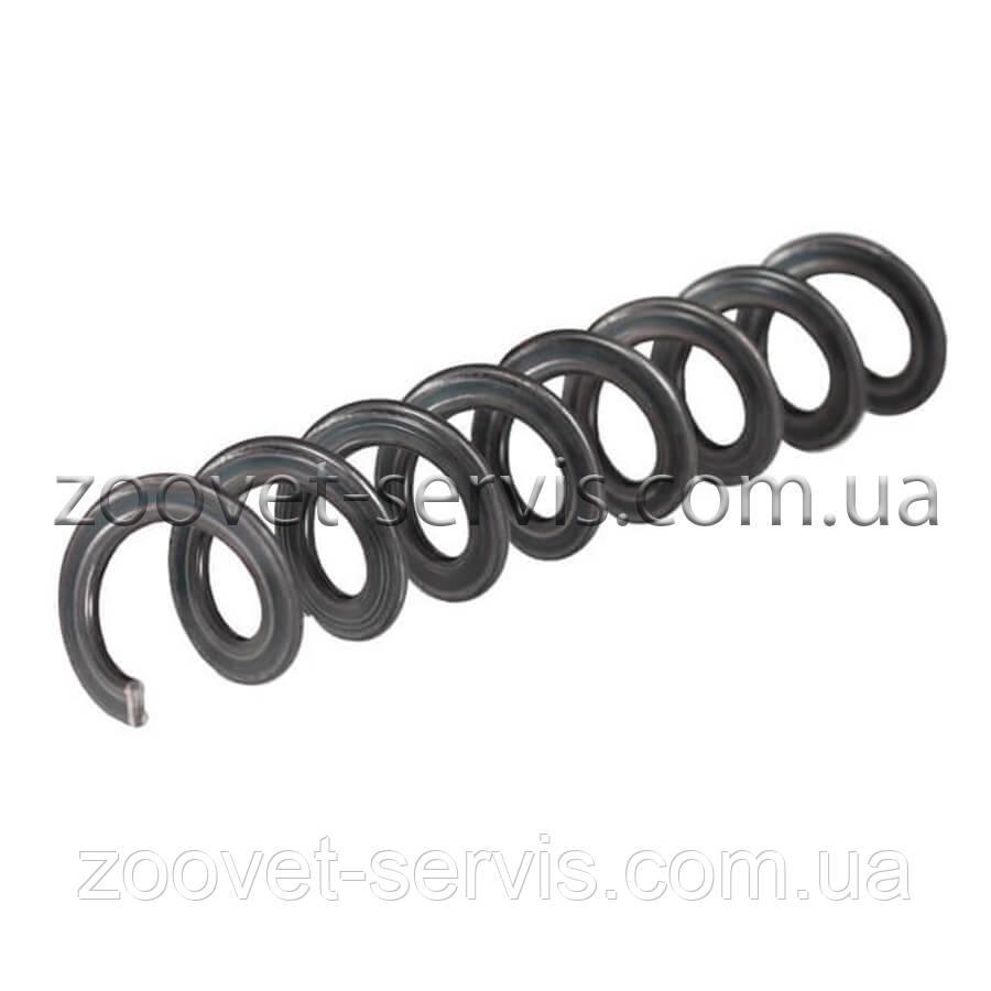 Спираль для трубы 45 мм. (шнек для продольной линии) 35,43 мм. (бухта 100м) Турция