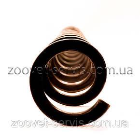 Спираль для трубы 45 мм. (шнек для продольной линии) 35,43 мм. (бухта 100м) Турция, фото 2