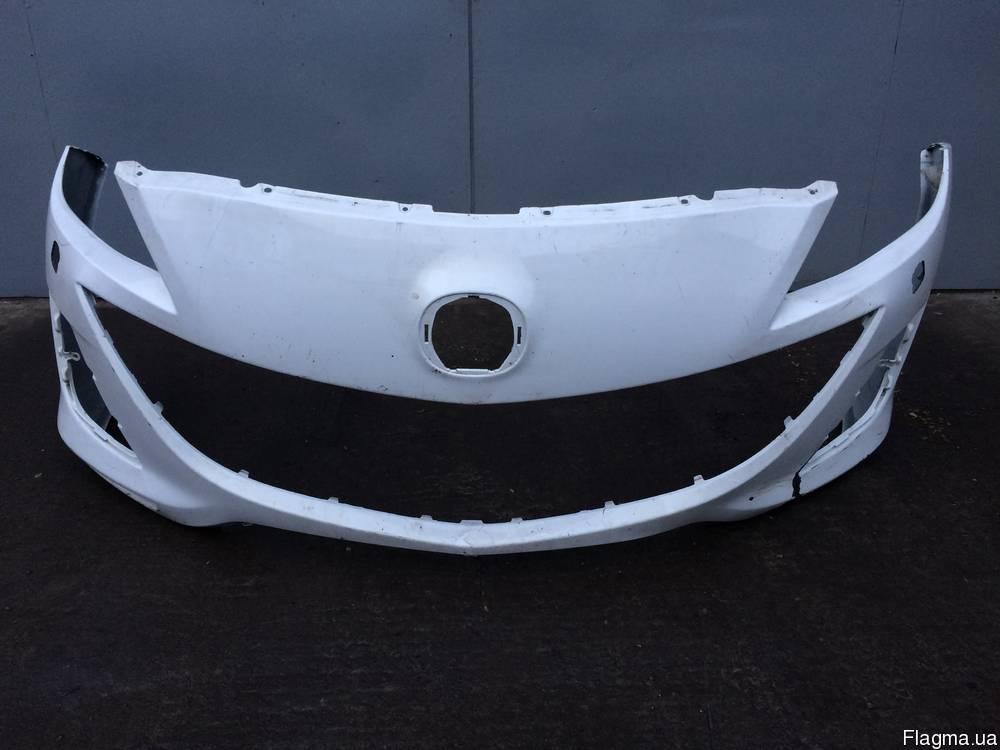 Бампер передний Mazda 3 BL Мазда BL от 2009года,bcw850031