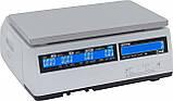 Весы для печати на этикетке CAS CL 5000J-IB (без стойки), фото 2
