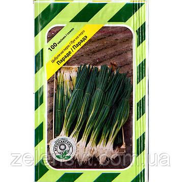 """Насіння цибулі на зелень """"Парадэ"""" (100 насінин) від Bejo"""