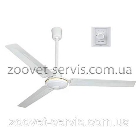 Осевой потолочный вентилятор Турбовент VP 140, фото 2
