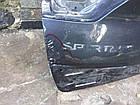 Кришка багажника Kia Sportage Кіа Спортейдж от2016-рр, фото 2