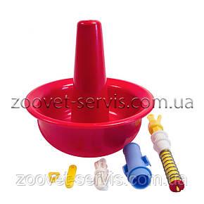Автоматическая колокольная поилка для взрослых индеек, фото 2