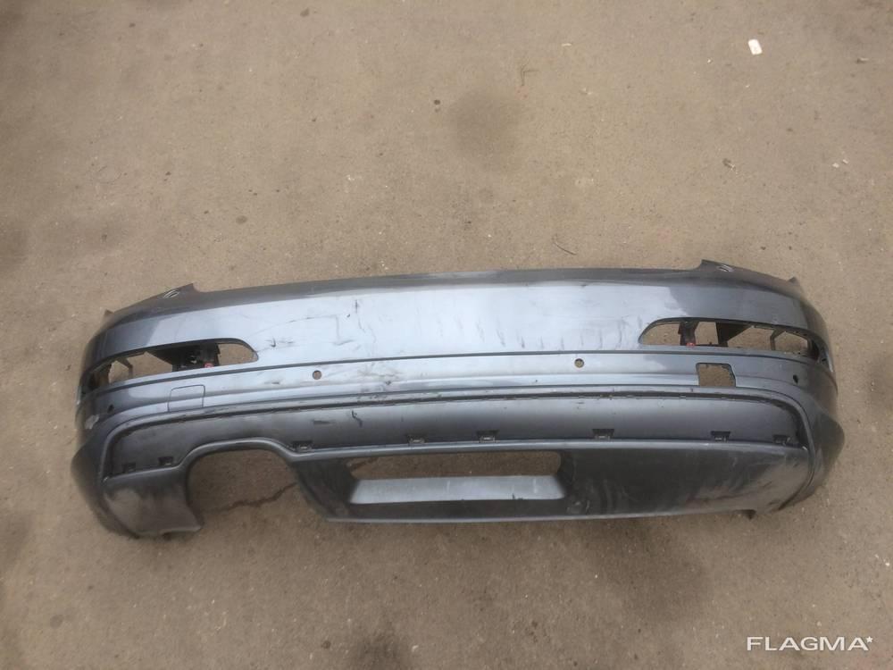Бампер задній Audi Q3 8U Ауді Q3 от2011-2014рр. оригінал 8u0
