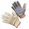 Перчатки с ПВХ 5 нитей