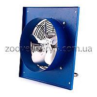 Осевой настенный вентилятор 280х280 мм