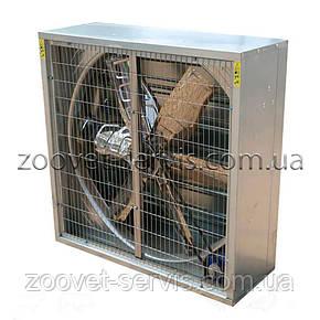 Осевой промышленный вентилятор для c/х 1100х1100 мм, фото 2