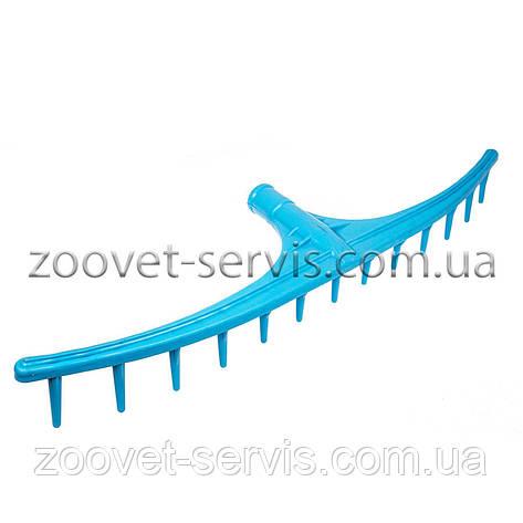 Грабли-насадка садовые пластиковые (13 зубьев), фото 2