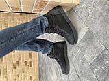 Чоловічі черевики шкіряні зимові чорні матові StepWey 7260, фото 4