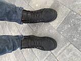 Чоловічі черевики шкіряні зимові чорні матові StepWey 7260, фото 5