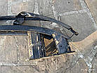 Підсилювач переднього бампера Honda Civic X Хонда Цивік 10 орі, фото 6