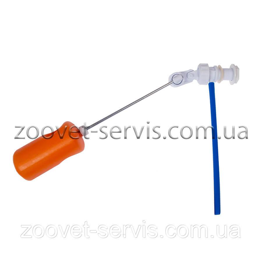 Поплавковый клапан для емкости