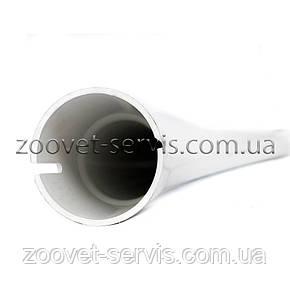 Поворотный угол 45 град. для трубы Ø 56 мм из материала NOVICOR, фото 2