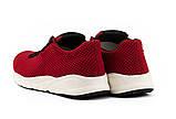 Мужские кроссовки текстильные летние красные Lions NK Red, фото 2