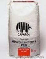 Минеральная штукатурка (короед) CAPAROL Mineral Leichtputz R20 2mm 25 кг