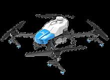 Обработка полей дронами. Внесение СЗР дронами.