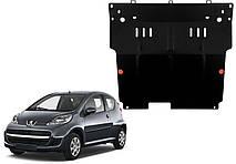 Захист двигуна Peugeot 107 2005-2014