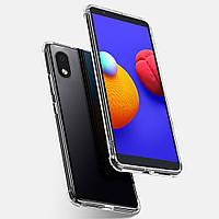 Ультратонкий чехол для Samsung Galaxy A01 Core