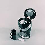Кофеварка капельная 600Вт 220-240В, фото 5