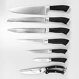 Набор кухонных ножей Maestro 8 пред пласт ручка, фото 2