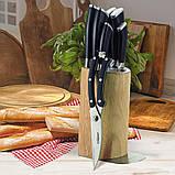 Набор кухонных ножей Maestro 8 пред пласт ручка, фото 6