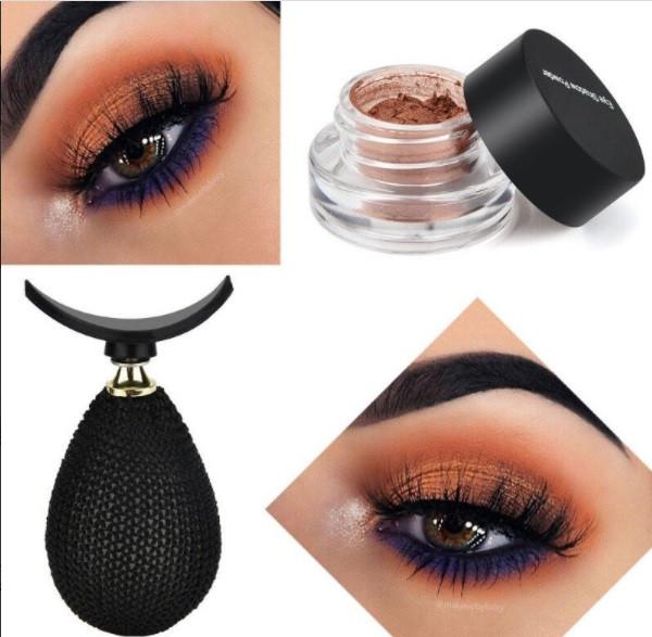 Силиконовый штамп для глаз Eyeshadow Crease Stamp