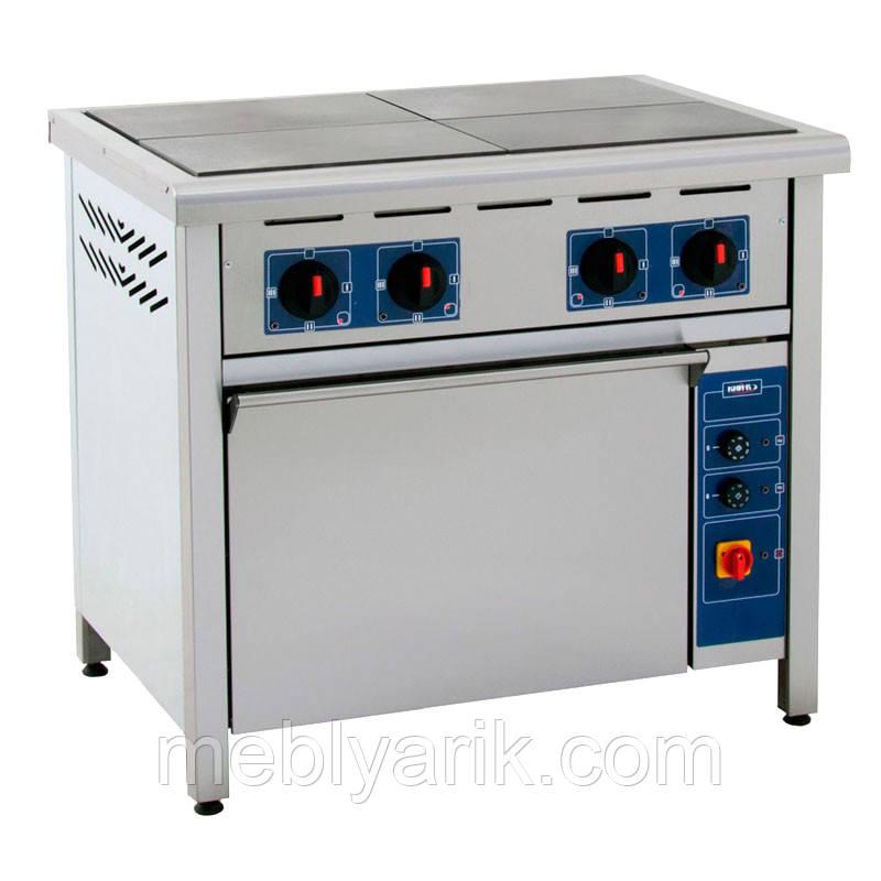 Плита электрическая промышленная ПЕД-4