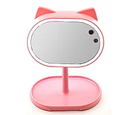 Led mirror Большое зеркало с подсветкой для макиажа FOX (24 шт.)