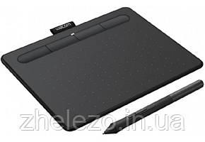 Графический планшет Wacom Intuos S Black (CTL-4100K-N), фото 2