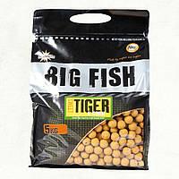 Потопаючі бойли Dynamite Baits Monster Tiger Nut Boilies (тигровий горіх) 5кг 20мм